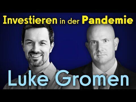 """Luke Gromen """"Das Ende des US Dollars! Insider deckt auf"""""""