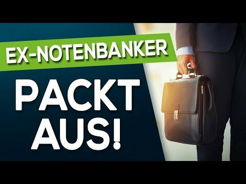 "Notenbank-Insider: ""Das wird nicht gut enden"""