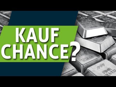 Silber: Chance auf Kursverdopplung?