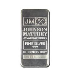 10 unzen  Silberbarren - NTR Metals
