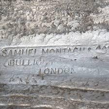 1000 unzen  Silberbarren - Samuel Montagu & Co Ltd