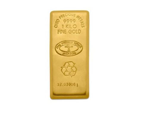 1 kilogramm  Goldbarren - Ohio Precious Metals
