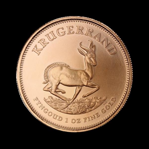 1 Unze Gold Krügerrand - 10er Pack - 2021 - South African Mint