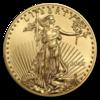 1 Unze Gold American Eagle - 10er Pack - 2020 - US Mint